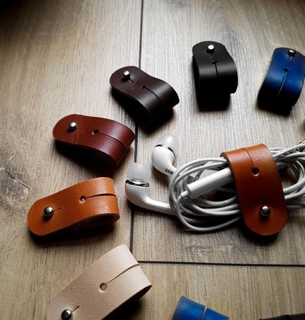 Range-cable cuir NEPTUUN