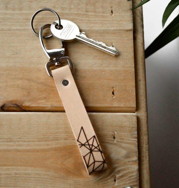 Porte-clé Géométrique