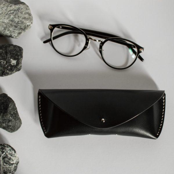 Etui à lunettes Noir