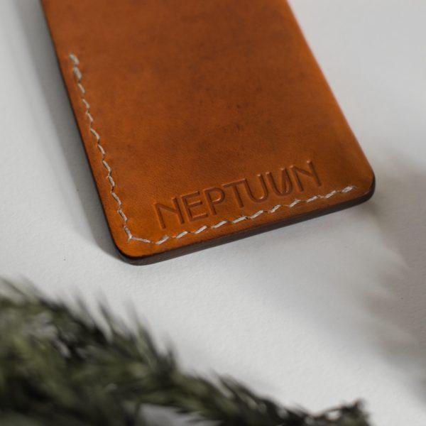CHARLY - Porte-carte en cuir