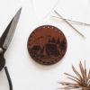 ANDY - Patch en cuir à coudre - NEPTUUN